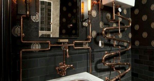 American Standard Bathroom Faucets >> -Crazy plumbing but fun looking hahaha | Plumbing Fixtures/Faucets | Pinterest | Best Plumbing ...