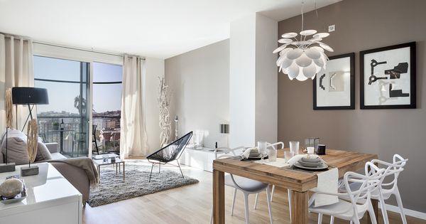 Fotos de comedores de estilo moderno piso piloto en for Todo casa decoracion