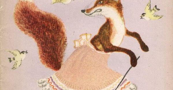 Foxy tricks russian folk tales racont s par ivan sokolov for Russian foxy