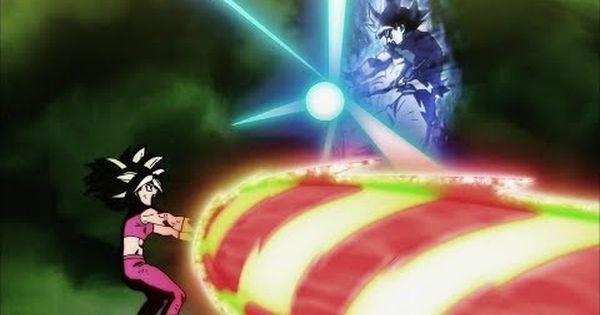 Goku Finish Kefla Off With His Ultra Instinct Kamehameha Reupload Anime Dragon Ball Super Dragon Ball Goku Vs