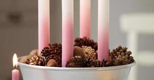 die sch nsten adventskr nze 18 diy ideen weihnachten advent und selber machen. Black Bedroom Furniture Sets. Home Design Ideas