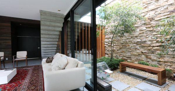 Paredes de piedra 9 dise os para interiores y exteriores for Diseno de interiores y exteriores