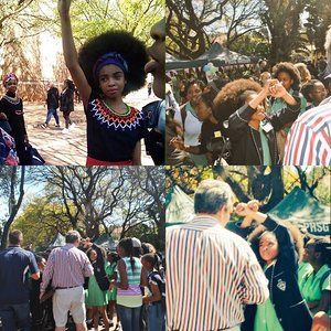 South African Students Speak Out Against Aggressive Ban On Afro Hair Afro Hairstyles African Braids Hairstyles Pictures African Hairstyles