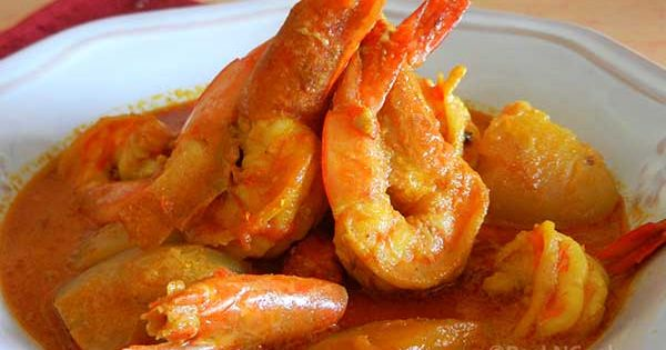 Coconut prawns, Curries and Coconut on Pinterest