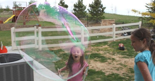 diy giant bubble wand by gabriela