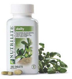 Nutrilite Daily Multivitamin Multimineral Dietary Supplement 180