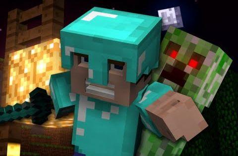 Minecraft песня про крипера - YouTube