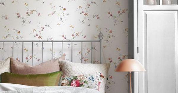 Bonitos papeles pintados para dormitorios decorar - Papeles para decorar ...
