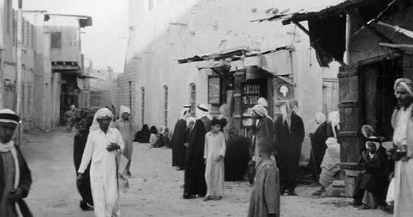 سوق المباركية Kuwait Urban Fabric Old Photos