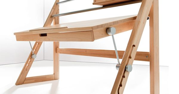 haba schreibtisch anderson buche 559 00. Black Bedroom Furniture Sets. Home Design Ideas