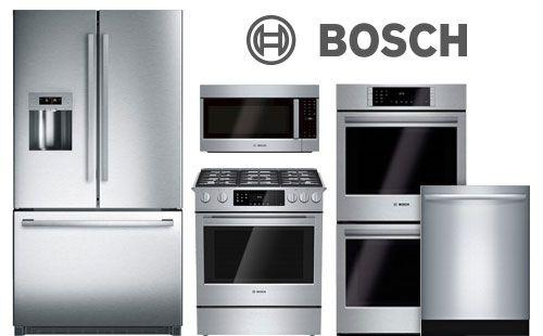 Bosch Ranges Dishwashers Refrigerators Cooktops Pacific Sales Bosch Appliances Kitchen Kitchen Appliance Packages Bosch Kitchen