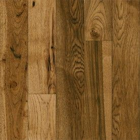 Bruce America S Best Choice 5 In Honey Grain Hickory Solid Hardwood Flooring 23 5 Sq Ft Abc5701 In 2020 Bruce Hardwood Floors Hardwood Hardwood Floor Colors