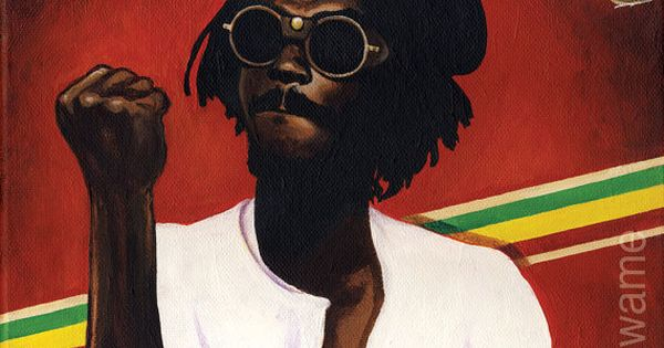 Peter Tosh Stepping Razor
