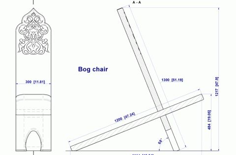 viking chair plans