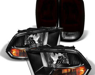 Ad Ebay 2010 2018 Dodge Ram 1500 2500 3500 Headlights Blk Tinted Taillights Brake Lamps Dodge Ram 1500 Dodge Ram Dodge Ram Accessories