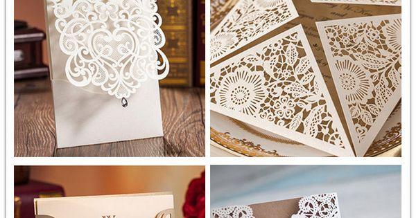 Affordable Laser Cut Wedding Invitations: Affordable Laser Cut Wedding Invitations At