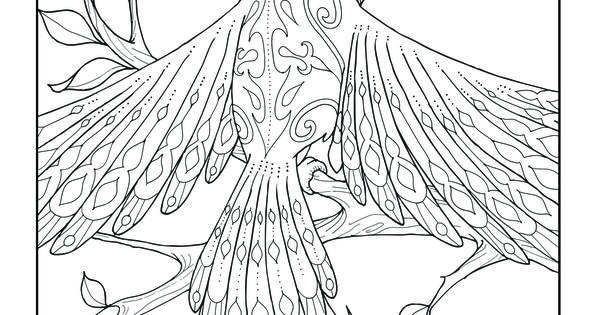 from  u0026quot magical kingdom u0026quot  adult coloring book  over 50 pages of mythical and beautiful animals to