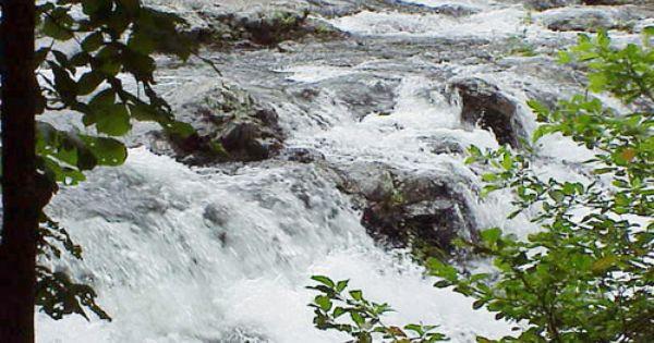 Little Missouri Falls Camp Albert Pike Arkansas Arkansas Vacations Pretty Places Places To Go
