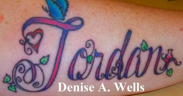 Pin On Tattoo Designs By Denise A Wells