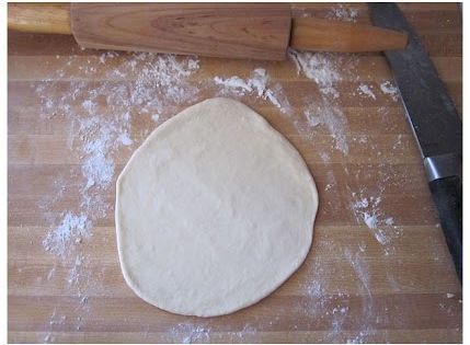Homemade Naan (Famous Indian Flatbread) with a link to step by step