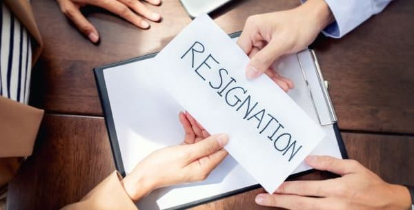 When Resigning Here S Why You Should Never Accept That Counteroffer In 2020 Resignation Letter Good Employee Resignation