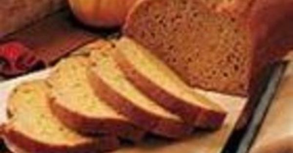Pumpkin Spice this recipe is at least 40 years old. It make