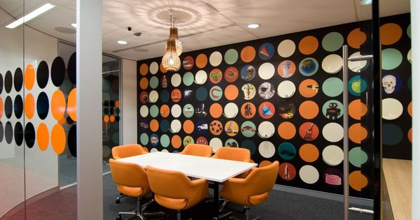 The most inspiring office decoration designs interior for Conference room setup ideas