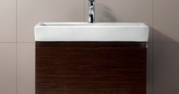 vigo wall mounted trough sink vanity with drawer trough