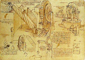 Al Rescate De Los Cuadernos De Investigación Leonardo Da Vinci Inventos De Da Vinci Leonardo Da Vinci Inventos