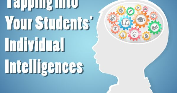 Brain Research Classroom Design : Tapping into your students individual intelligences in