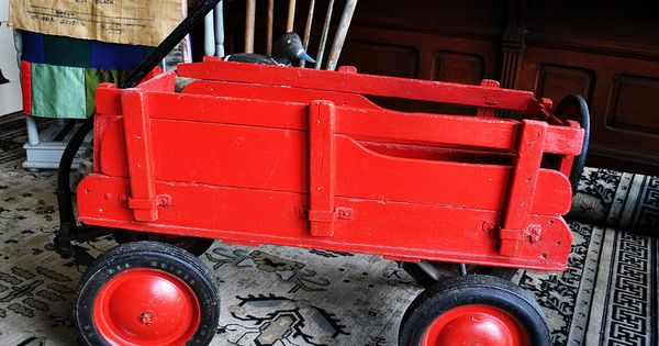 Little Red Wagon By Daryl Macintyre
