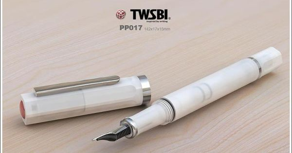 Prototype For A New Twsbi Student Pen Never Thought I D