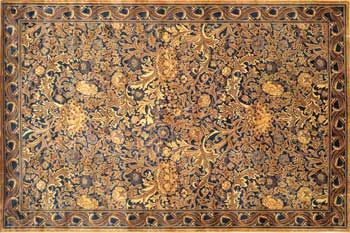Titulo Wilton Woven In Belgium Of Viscose Pile Autor Dora Collection Año 1890 Fuente Rugnews Com Arts Crafts Style Arts And Crafts Movement Arts And Crafts