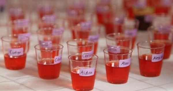 Shot Glasses Table Plan Quirky Wedding Wedding Table Plan Wedding Vodka