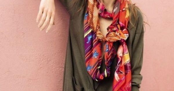 Cardigan hermes scarf hermes scarf pinterest for Jardin a sintra hermes