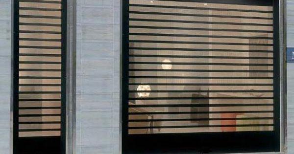 Tipos de persianas y puertas enrollables acabados - Tipos de persianas enrollables ...