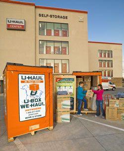 U pack we haul