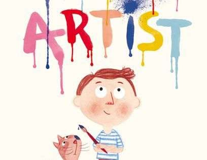 A sharp, silly, fabulously funny book, which shows that Art is EVERYWHERE!