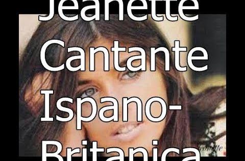 Jeanette Cantante Hispano Inglesa Mejores Canciones Mundo Musical Musica Disco