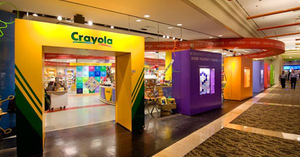 Crayola Kansas City Crown Center Kansas City Hotels Kansas City Union Station Kansas City