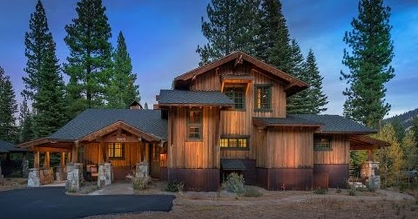 Martis camp lake tahoe luxury homes for sale cabin for Luxury lake tahoe homes for sale