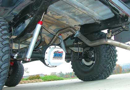 The Ford Explorer 8 8 Inch Axle Swap Ford Explorer Jeep Parts Axle
