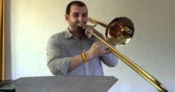 Trombone Trombone Simeons Violin