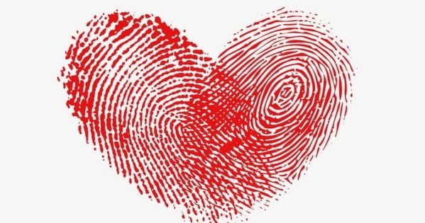 Fingerprint Heart Png Fingerprint Heart Fingerprint Png