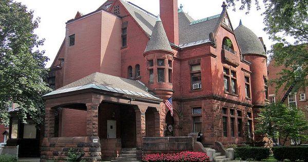 Victorian House, Stockade District, Schenectady, New York