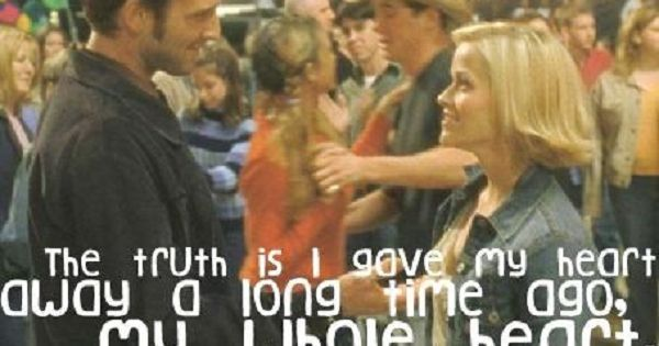 Sweet home Alabama ONE OF MY FAVORITE MOVIES and one of my