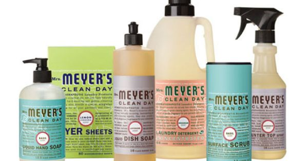 Mrs Meyer S Clean Day Yes Cleaning Supplies Are On My Wish List