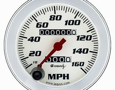 Sponsored Ebay Equus 8076 8000 Series Speedometer Premium Cars Mechanic Equus