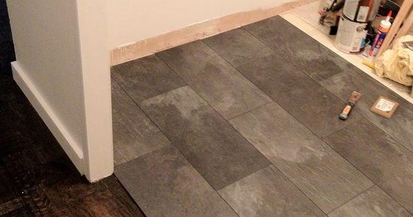 Slate Looking Laminate Flooring Floor Looks Like Slate