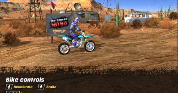 Motocross Nitro Dirt Bike Racing Motocross